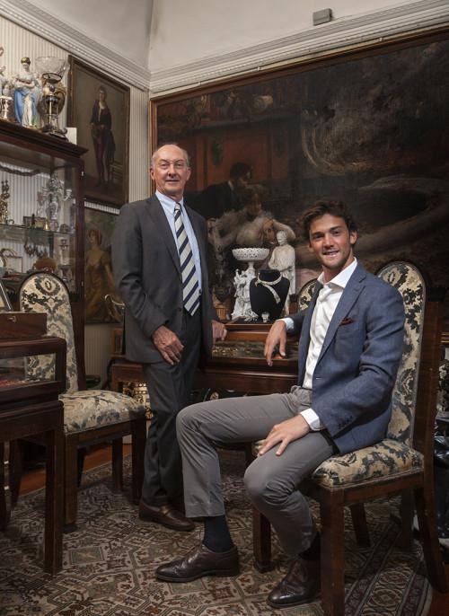 Carlo e Wagner Eleuteri