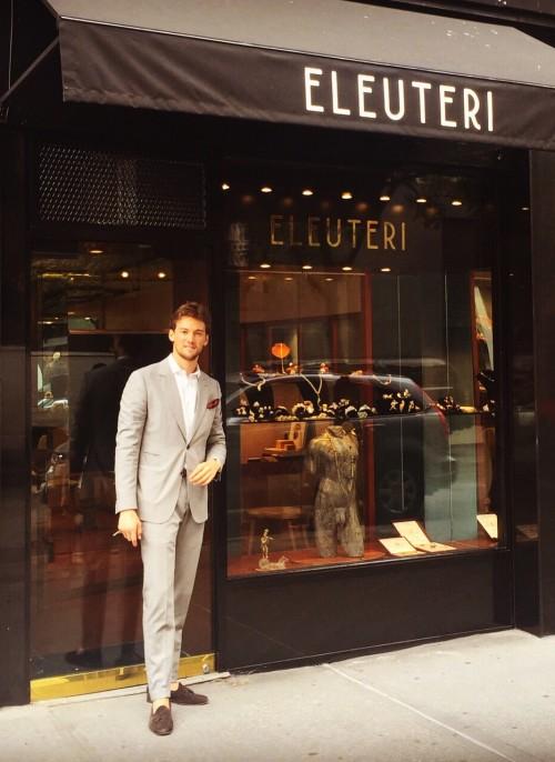 Wagner a Bottega New York