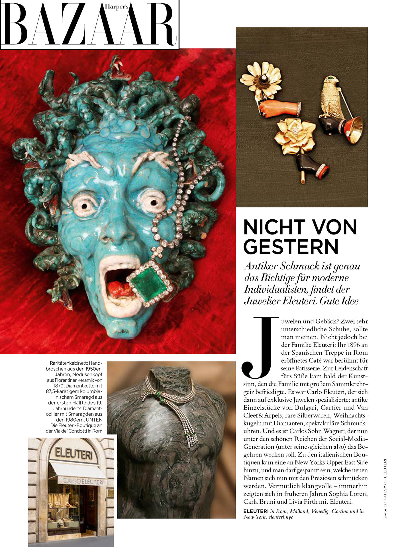 German Harper's Bazaar June July 2016