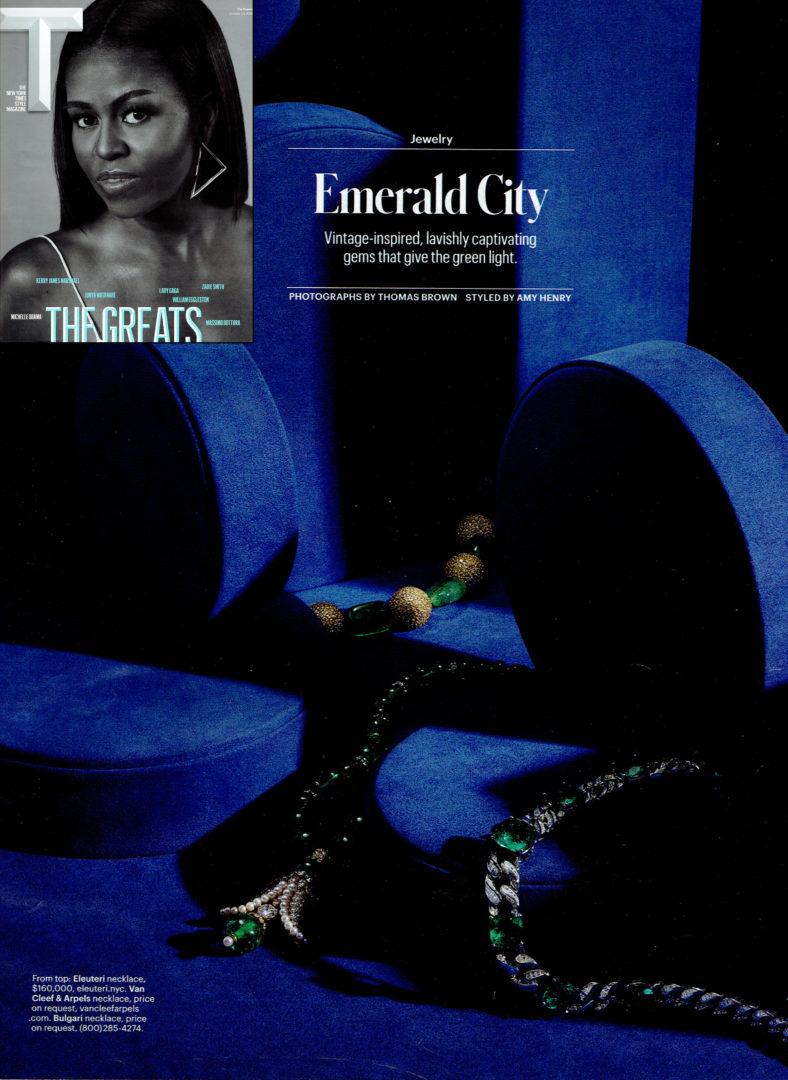 T Magazine October 2016