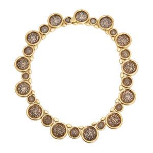 Marina B Sun Necklace